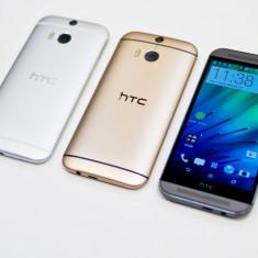 Vant smartphone HTC M8 grey, silver 1200 lei - Telefon mobil HTC One M8, Argintiu, 32GB, Neblocat