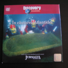 In cautarea Atlantidei - DVD