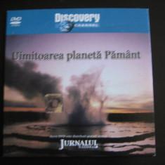 Uimitoarea planeta Pamant - DVD