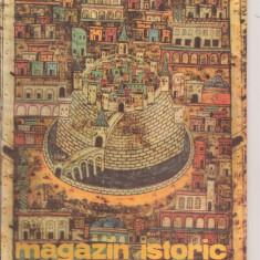 (C6206) MAGAZIN ISTORIC -  DECEMBRIE 1981, anul XV, nr.12 (177)