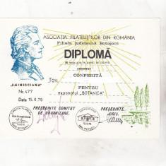 Bnk fil Diploma Expo fil Eminesciana Botosani 1979