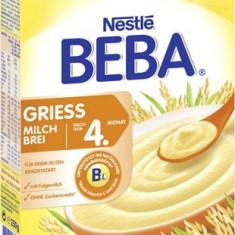 Nestle BEBA cereale cu banane 250 gr Germania NOU - Cereale copii Milupa, De la 4 luni