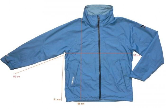 Geaca SALEWA Alpine Active, membrana GoreTex (dama XL spre 2XL) cod-172377 foto mare