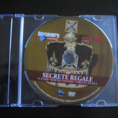 Secrete Regale - DVD Discovery Channel - Film documentare Altele, Romana