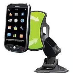 Suport telefon cu adeziv GripGO - Suport auto