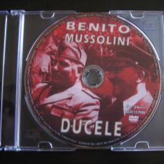 Benito Mussolini, Ducele - DVD - Film documentare Altele, Romana