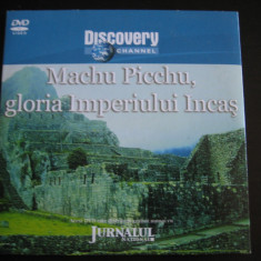 Macchu Picchu, gloria imperiului incas - DVD - Film documentare Altele, Romana