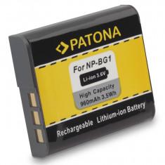 PATONA | Acumulator compatibil SONY NP-BG1 NP BG1 NPBG1 - Baterie Aparat foto PATONA, Dedicat