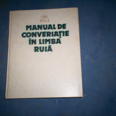 MANUAL DE CONVERSATIE IN LIMBA RUSA SIMINA BORLEA