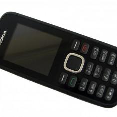 Nokia C1-02  Nou, Negru, 2GB, Neblocat