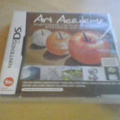 Art Acedemy - Joc Nintendo DS ( GameLand ) - Jocuri Nintendo DS, Arcade, 3+, Single player