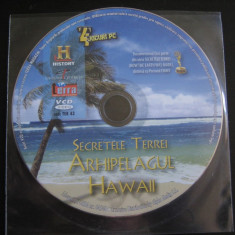 Secretele Terrei - Arhipelagul Hawaii - DVD - Film documentare Altele, Romana