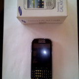 Vand samsung galaxy chat - Telefon Samsung, Negru, 4GB, Telekom, Single SIM, Single core
