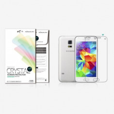 Folie protectie pentru Samsung Galaxy S5 mini SM-G800 - clara - Folie de protectie Nillkin