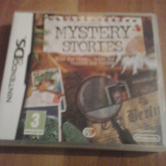 Mystery Stories - Nintendo DS - Jocuri Nintendo DS, Role playing, 3+, Multiplayer