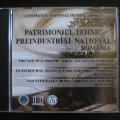DVD Patrimoniul tehnic preindustrial la Muzeul Astra Sibiu - Film documentare Altele, Romana