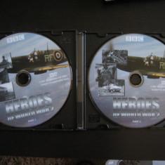 BBC Heroes of World War 2 - 2 DVD-uri - Film documentare Altele, Romana