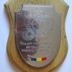 PLACHETA A 47-A EDITIE A CAMPIONATULUI MILITAR MONDIAL DE SKI PREDEAL 2005