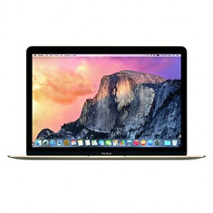 Macbook Apple MK4M2LL/A 12 inci, Gold 256 GB, garantie 12 luni | din SUA, in 2 sapt, 12 inches, Intel Core i5, 8 Gb, 250 GB