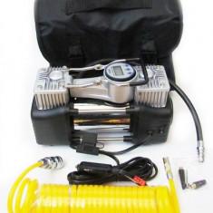 Compresor aer cu manomentru digital - Compresor Auto