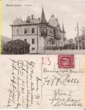 Vatra Dornei (Bucovina, Suceava)- Hotel -rara, Circulata, Printata