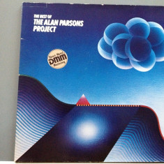 THE ALAN PARSONS PROJECT - THE BEST OF(1983/ ARISTA REC/ RFG ) - VINIL/IMPECABIL - Muzica Rock