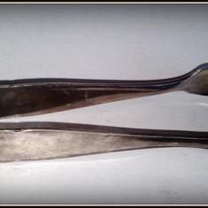 Pensa / cleste pentru ghiata sau cuburi zahar WMF - argintat