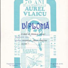 Bnk fil Diploma Expo fil In memoriam 70 ani moartea lui A Vlaicu