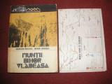 Muntii Bihor-Vladeasa - monografie montana- M.Bleahu,S.Bordea - cu harta