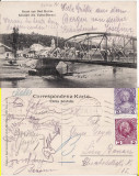 Vatra Dornei (Bucovina, Suceava)- Podul -rara, Circulata, Printata