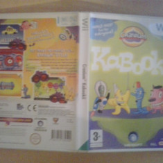 Kabooky - Joc  Nintendo Wii ( GameLand ), Board games, 3+, Multiplayer