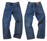 Cumpara ieftin Blugi barbati - tur lasat - FARMS LEV W 30,31,32 (Art.283-288), Albastru