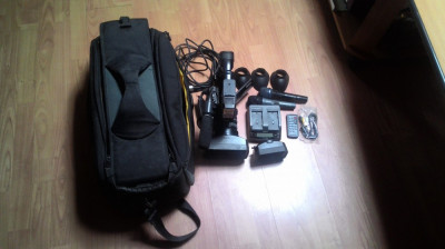 camera video sony hvr v1e foto