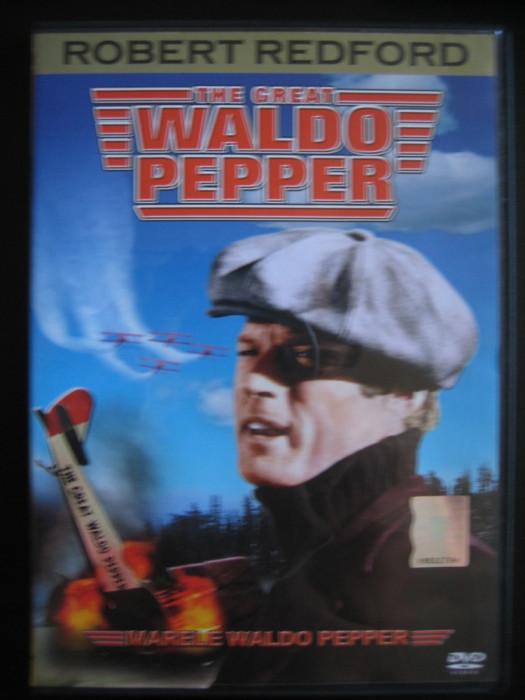 DVD The great Waldo Pepper foto mare