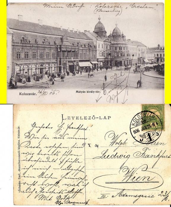 Cluj-  clasica foto mare