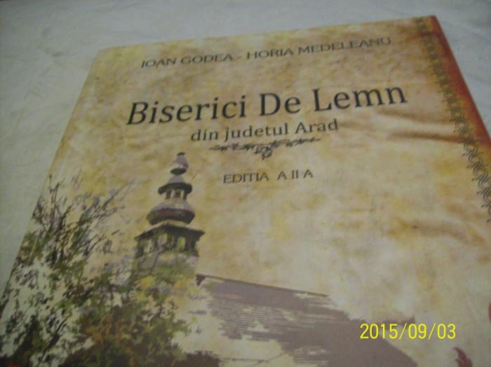 biserici de lemn din judetul arad -editia a II-a foto mare