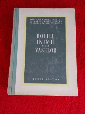 BOLILE INIMII SI ALE VASELOR foto