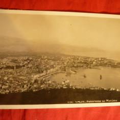 Ilustrata -Split -Croatia, circ. 1929 la Harlau Botosani, Circulata, Fotografie