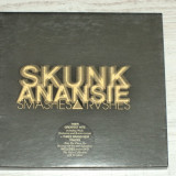 CD+DVD original Skunk Anansie - Smashes and Thrashes
