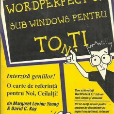 Wordperfect 6.1 sub windows pentru to(n)ti