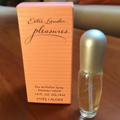 Mini Parfum ESTEE LAUDER - Pleasures (4ml) - Parfum femeie Estee Lauder, Apa de parfum, Mai putin de 10 ml