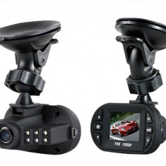 Camera Auto Novatek C600 Nightvision performant 5MP FHD 16GB Ver Colet Garantie