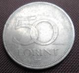 UNGARIA 50 FORINT 1995 KM 697
