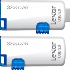 Lexar Memorie USB JumpDrive M20, 32 GB, USB 3.0/ OTG - Stick USB