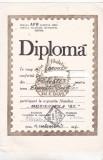 bnk fil Diploma Expozitia filatelica Mediensfila 82 Medias
