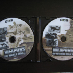 BBC Weapons of World War 2 - 2 DVD-uri - Film documentare Altele, Romana