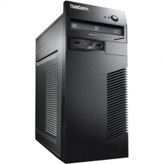 CALCULATOR SECOND LENOVO M70e TOWER CORE2QUAD Q8400 2.66GHZ 4GB DDR3 320GB - Sisteme desktop fara monitor Lenovo, Intel Core 2 Quad, Peste 3000 Mhz, 200-499 GB, LGA775