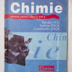 CHIMIE, manual pentru clasa a VIII-a - editura Corint - Manual scolar corint, Clasa 8