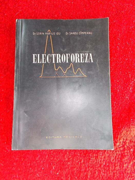 ELECTROFOREZA -Dr.Sorin Marius Idu si dr.Sandu Cimpeanu