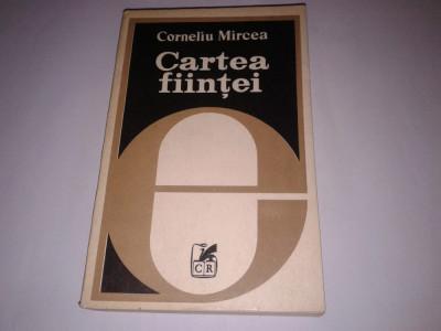 CORNELIU MIRCEA - CARTEA FIINTEI foto